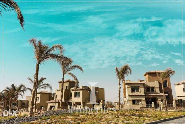 For Sale Standalone Villa At Palm Hills Kattameya Prime Location القاهرة الجديدة - التجمع -  4