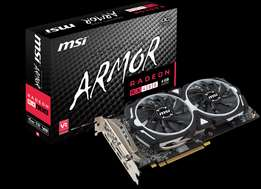 MSI RADEON RX 480 ARMOR 4G OC for Sale (Brand New, Still Sealed)