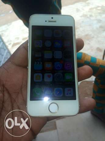 Iphone5s silver(16g) Ojo - image 1