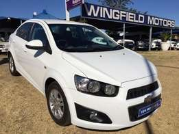Chevrolet Sonic 1.6 LS- FSH with one owner
