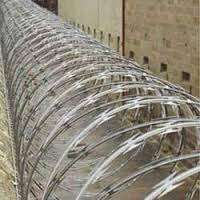 Best suppliers and installers of razor tape wire