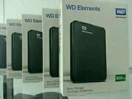 Hard Drives Sealed Stock Available.WE DO DELIVERIES