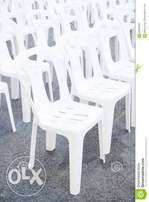 Events Plastic Chairs.On Sale
