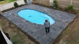 Paving and pool subcontractor installer