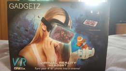 gadgets virtual reality headset vr