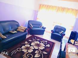 Fully furnished apartments for short and long terms with free Wi-Fi