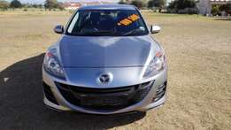 Mazda 3 1.6i Silver 2011 - Cars For All