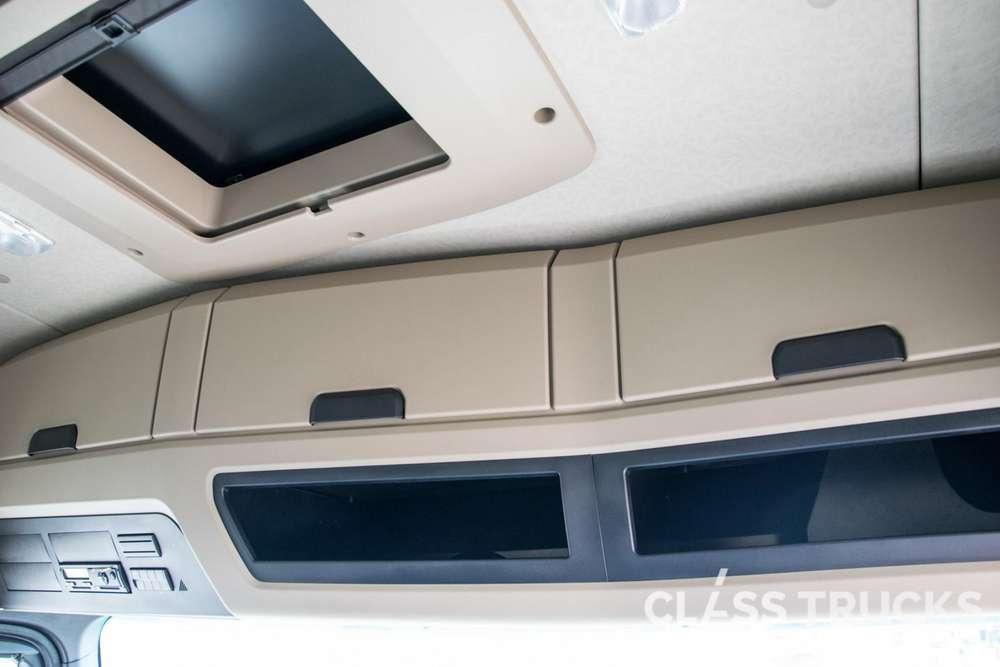 Mercedes-Benz Actros 1848 LS 4x2 BigSpace RETARDER, Side Skirt - 2017 - image 12