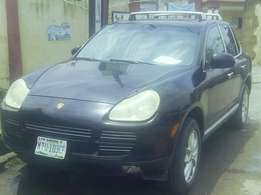 STRONG Posche Cayenne S 2004, v8 engine, automatic for N1.7m