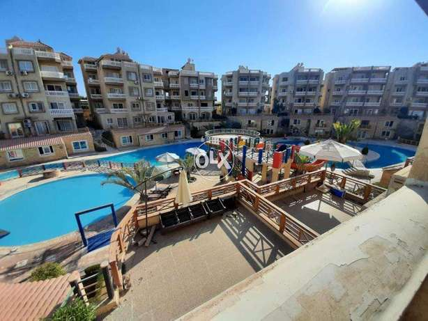 SS-1213 Apartment 1 BD in Moona Resort with pool view