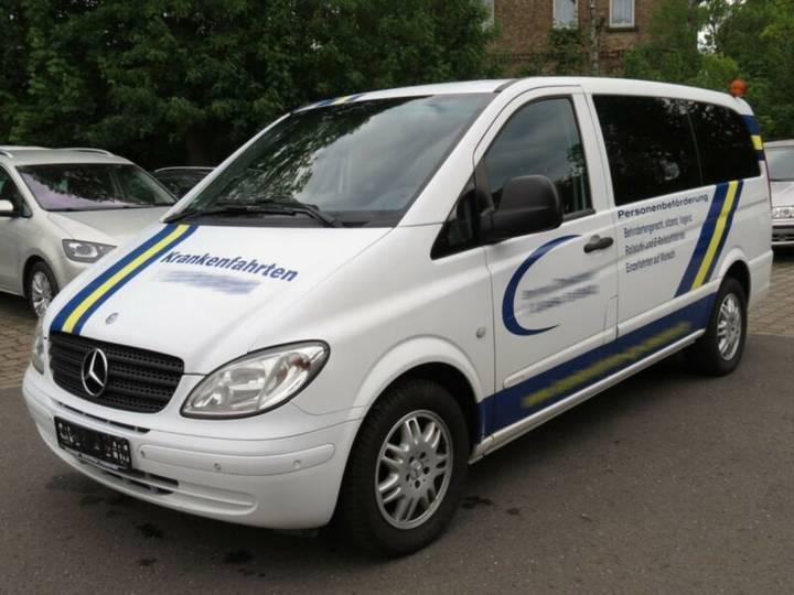 Mercedes-Benz Vito 120 CDI DPF Lang Aut. Krankentr. Navi Klima - 2006