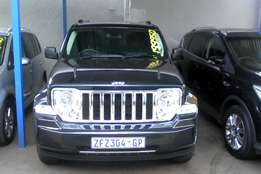 2010 Jeep Cherokee 2.8CRD Limited Auto