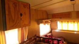 Excellent Gypsy caravan 1963 model with full tent
