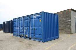 WER100 Container