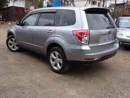 Subaru forester grey colour 2010 model just arrived Clean condition