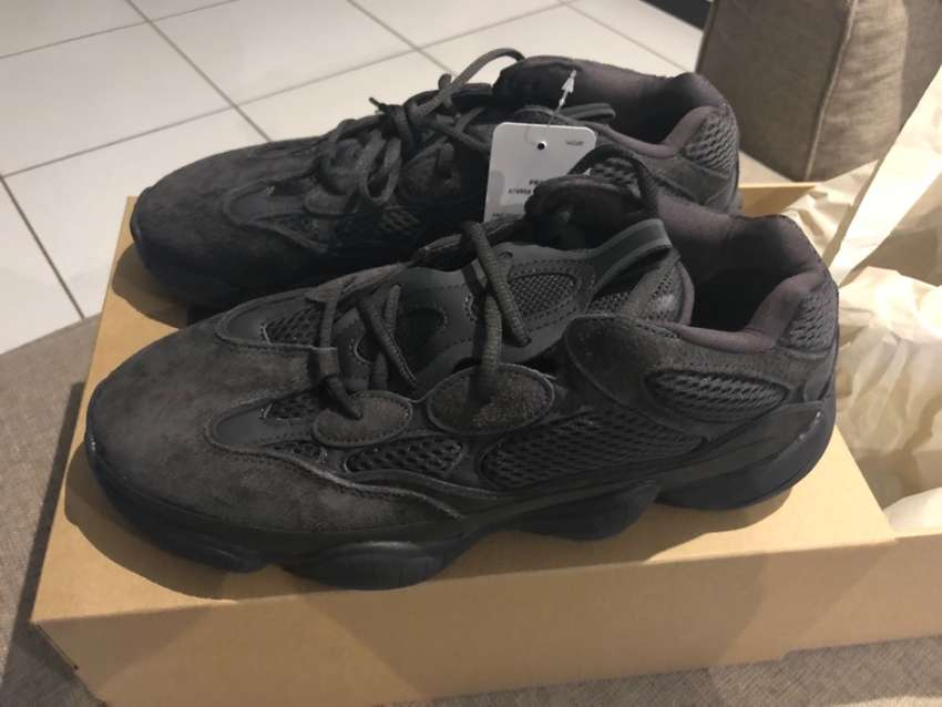 "996d5b1f0 Adidas Yeezy Boost V3 ""Butter"" and Adidas Yeezy 500 ""Utility Black ..."