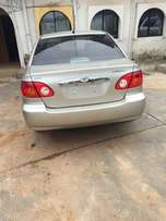 Tokunbo toyota corrolla for sale