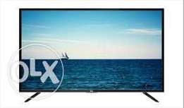 TCL 55 inches smart