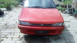 For sale Toyota corolla 160I GL good running condition