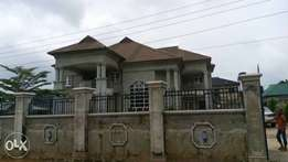 A Charming 5bedrooms all in suite duplex, At Benin-City,Edo State