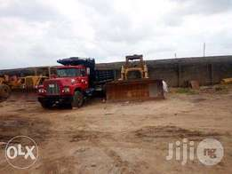 A Construction Company With Equipment In Ibadan With C Of O