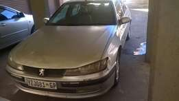 Peugeot 406 Sedan Saloon for sell in very good condition and clear