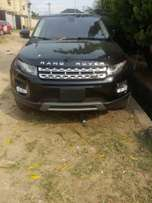 Range rover EVOQUE 2013 black