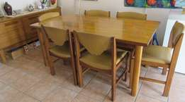 Dining room table set