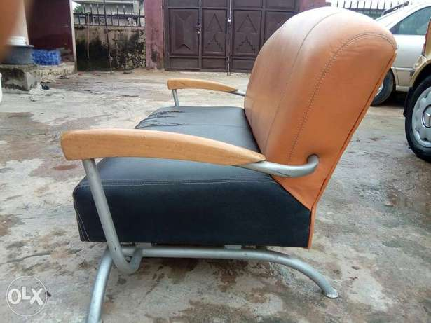 Used Sweet 3Seaters Leather Seat Kuje - image 4