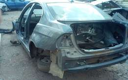 2008 BMW E90 325i body with papers for sale