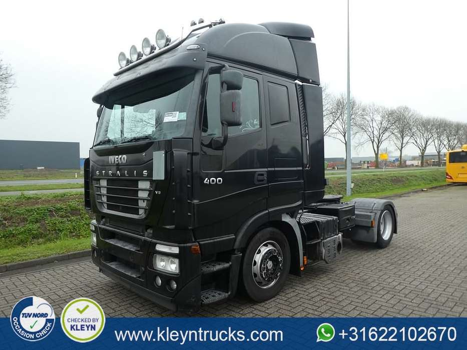 Iveco AS440S40 analog tacho - 2006
