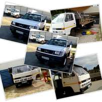 Bakkie and truck hire