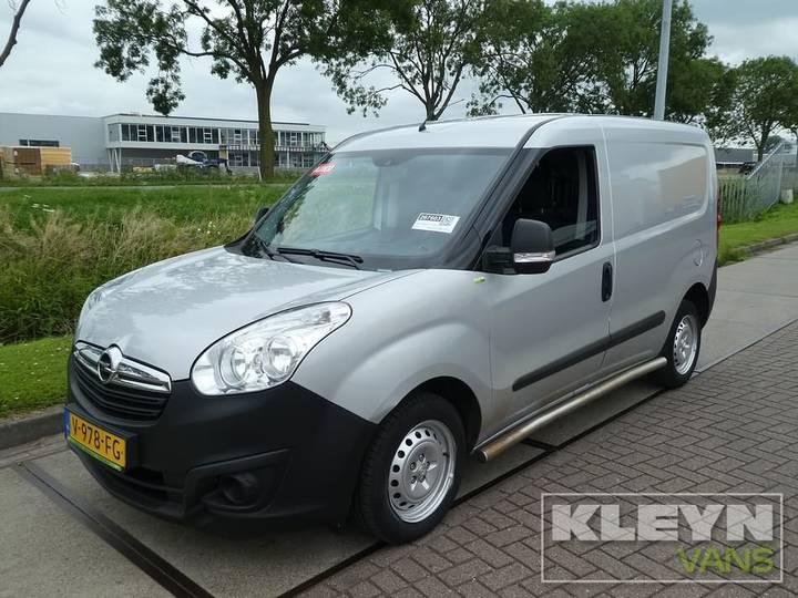 Opel COMBO 1.3 CDTI L1H1 metallic, airco, nav - 2017