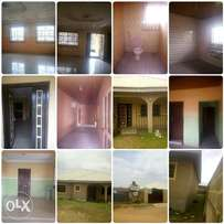 Newly Completed 4-Bedroom Bungalow at Apete, read full description