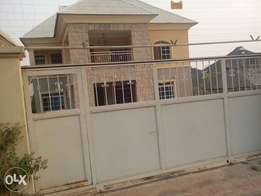 A 4-Bedroom Duplex available for Rent in Lokoja, kogi state