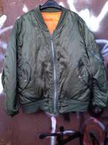 Boomber jackets mens/ladies