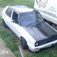 VW GOLF MK 1996 model