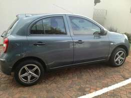 2011 Grey 1.2 Nissan Micra (89,000km) FOR SALE