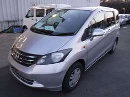 HONDA / FREED CHASSIS # GB3- year 2010