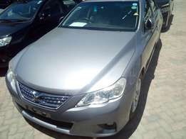Toyota Mark X Grey New Shape