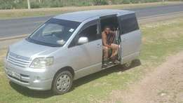 Hire Chauffeur driven 8 seaters