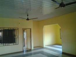 4bedrooms apartment for rent at Agric Akyeremad400ghc a month for 2 ye