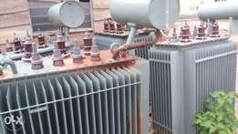 Transformers for offices, homes, companies, schools, churches etc