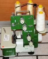 Baby Lock Ovelocker Sewing Machine With Peddle S023874A
