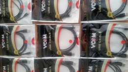 USB to mini cables. 1.8Meter. Brand New sealed at R50 each