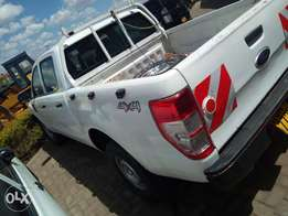 Ford ranger double caps for sale /hire.