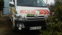Matatu just new quick sale