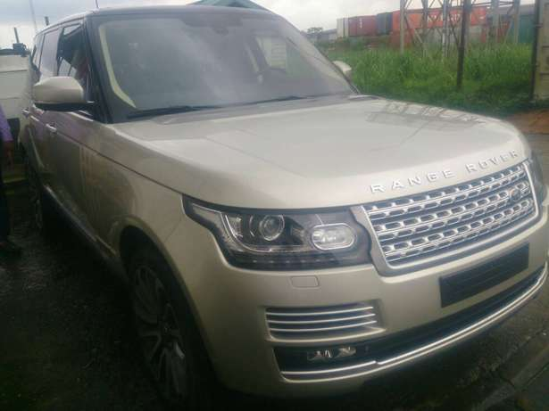 2014 Range Rover Autobiography in PHC Port Harcourt - image 1