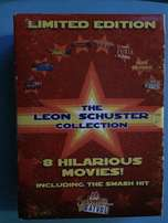 The Leon Schuster collection (8 movies)