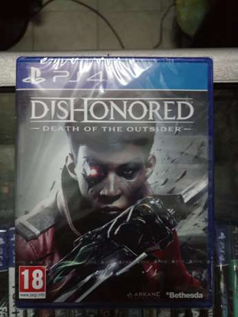 Dishonored:Death of the Outsider Nairobi CBD - image 1